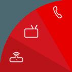 Vodafone Alles-in-1 de eerste 6 maanden 20 euro korting
